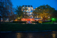 Medici Events - Restaurant in Baden-Baden - Company event