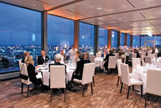 Penthouse Elb-Panorama - Eventlocation in Hamburg - Hochzeit