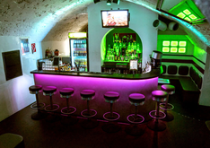 Basement 11 - Club / Bar / Lounge - Eventlocation in Nürnberg - Familienfeier und privates Jubiläum