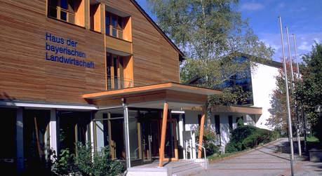 Eventlocation Haus Der Bayerischen Landwirtschaft Herrsching