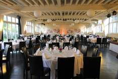 Das Refugium Stuttgart  - Event venue in Stuttgart - Company event
