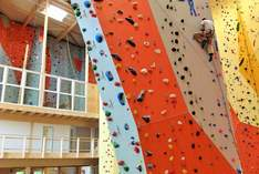 Kletterhalle KletterBar - Event venue in Offenbach (Main) - Team building or motivational event