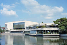 Congress Center Böblingen / Sindelfingen GmbH - Kongresshalle Böblingen - Congress Center / Convention Center in Böblingen - Conference / Convention