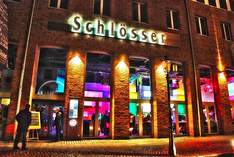 Schlösser Quartier Bohème & Henkel-Saal - Eventlocation in Düsseldorf - Firmenevent