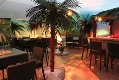 Südsee Lounge - die Event Location in Nürnberg - Eventlocation in Nürnberg - Firmenevent