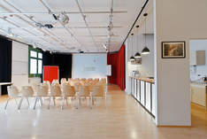Kultion Factory - Seminar room in Munich - Seminar or training