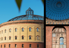Gasometer Leipzig - Eventlocation in leipzig - Produktpräsentation und Roadshow