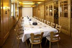 Hotel Restaurant Daucher - Function room in Nuremberg - Conference