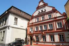 Hotel Restaurant Schwarzer Bock - Event venue in Ansbach - Wedding