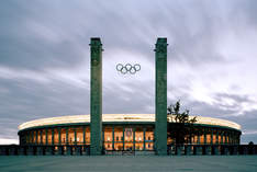 Olympiastadion Berlin - Eventlocation in Berlin - Tagung