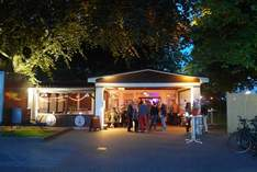 Club!Heim im Schanzenpark - Hamburg - Eventlocation in Hamburg - Familienfeier und privates Jubiläum