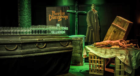Event im Berlin Dungeon