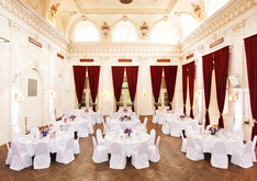 Casino Baumgarten - Eventlocation in Wien - Hochzeit