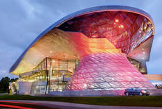 BMW Welt - Location per eventi in Monaco (di Baviera) - Convegni e congressi