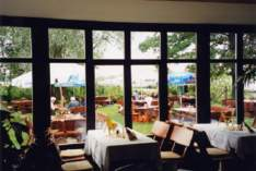 Restaurant Zur Anglerklause - Function room in Schwielowsee - Family celebrations and private parties