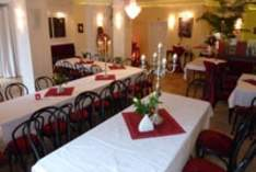 Pension Café Petticoat - Function room in Wandlitz - Family celebrations and private parties