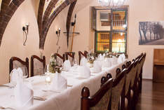 Restaurant Schwarzer Adler - Function room in Bernau (Berlin) - Family celebrations and private parties