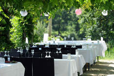 Hesperidengarten - Hochzeitslocation in Wenzenbach - Firmenevent