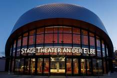 Stage Theater an der Elbe - Eventlocation in Hamburg - Firmenevent
