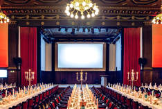 Meistersaal am Potsdamer Platz - Eventlocation in Berlin - Firmenevent
