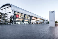 Audi Forum Neckarsulm - Eventlocation in Neckarsulm - Konferenz und Kongress