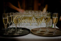 Champagne-Event Location - Partylocation in Ratingen - Party