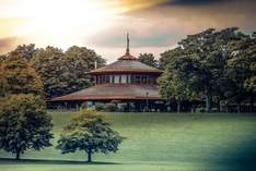 Parkrestaurant Rheinaue - Location in Bonn - Firmenevent