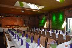 POOL GARDEN - Function room in Leipzig - Wedding