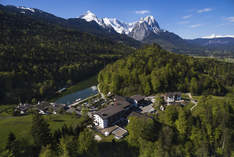 Riessersee Hotel Resort - Conference hotel in Garmisch-Partenkirchen - Wedding