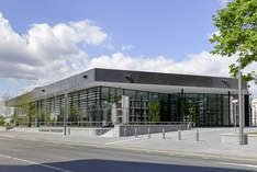 Stadthalle Troisdorf - Eventlocation in Troisdorf - Konferenz und Kongress