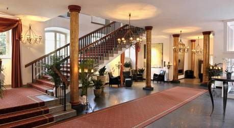 Wolkenburg Foyer