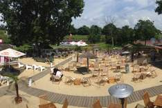 Beach Club White Pearl - Event venue in Bremen - Company event