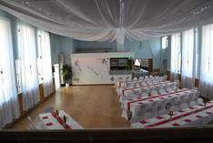 Restaurant Favorit - Hall in Herzogenaurach - Wedding