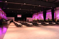 HAKO Event Arena - Eventlocation in Wuppertal - Abiball