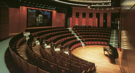Function rooms - Beethoven-Haus Bonn, Kammermusiksaal