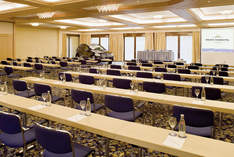 Kranz Parkhotel - Conference hotel in Siegburg - Seminar or training