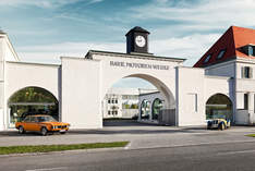 BMW Group Classic - Eventlocation in München (Landeshauptstadt) - Firmenevent