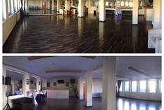 Raumvermietung in der Tanzschule u-Dance Hannover - Event venue in Hanover - Family celebrations and private parties