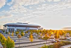 SAP Arena - Event venue in Mannheim - Exhibition
