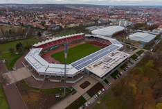 Steigerwaldstadion - Arena Erfurt GmbH - Event venue in Erfurt - Conference / Convention