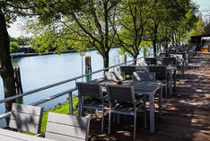Restaurant Bootshaus Herne - Wedding venue in Herne - Wedding