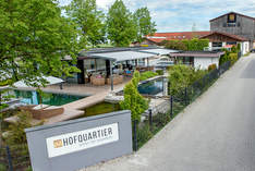 Hofquartier - Eventlocation in Taufkirchen - Firmenevent