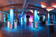 VRHQ - Virtual Reality Headquarters - Eventlocation in Hamburg - Betriebsfeier